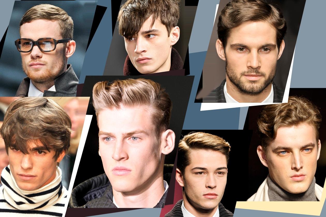 Capelli uomo: i tagli e le tendenze 2012-13