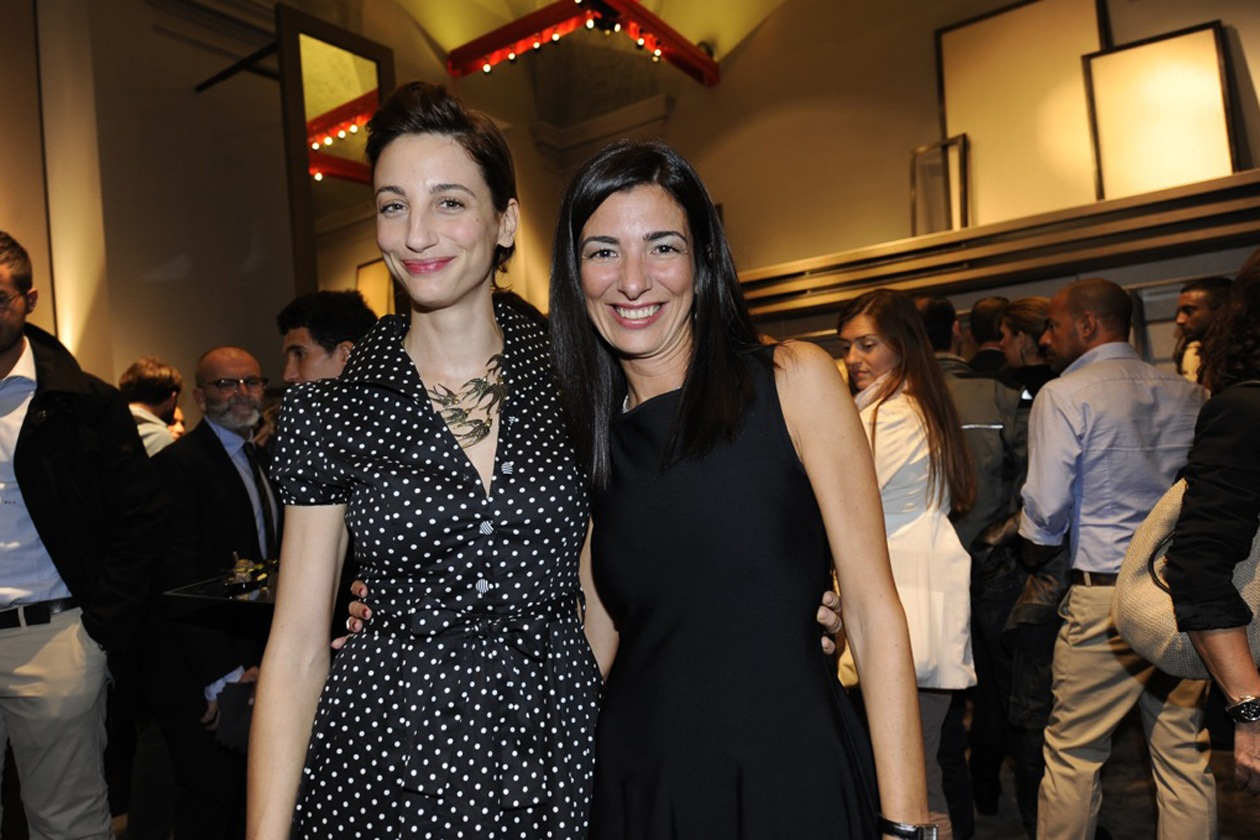 FrancescaInaudi Francesca Lusini(presidentePeutereyGroup)