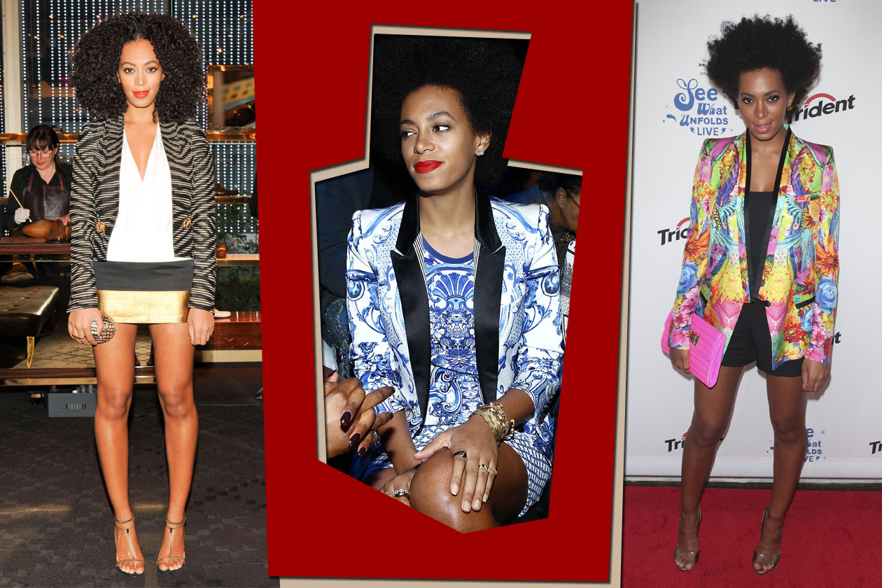 Giacche Vip solange knowles