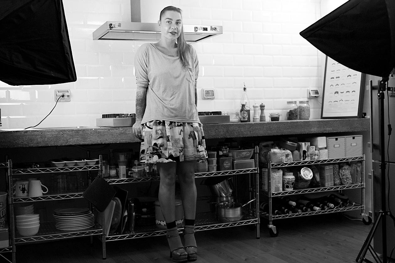 Gnam Box Meets Gaia Venuti: filetto alla senape