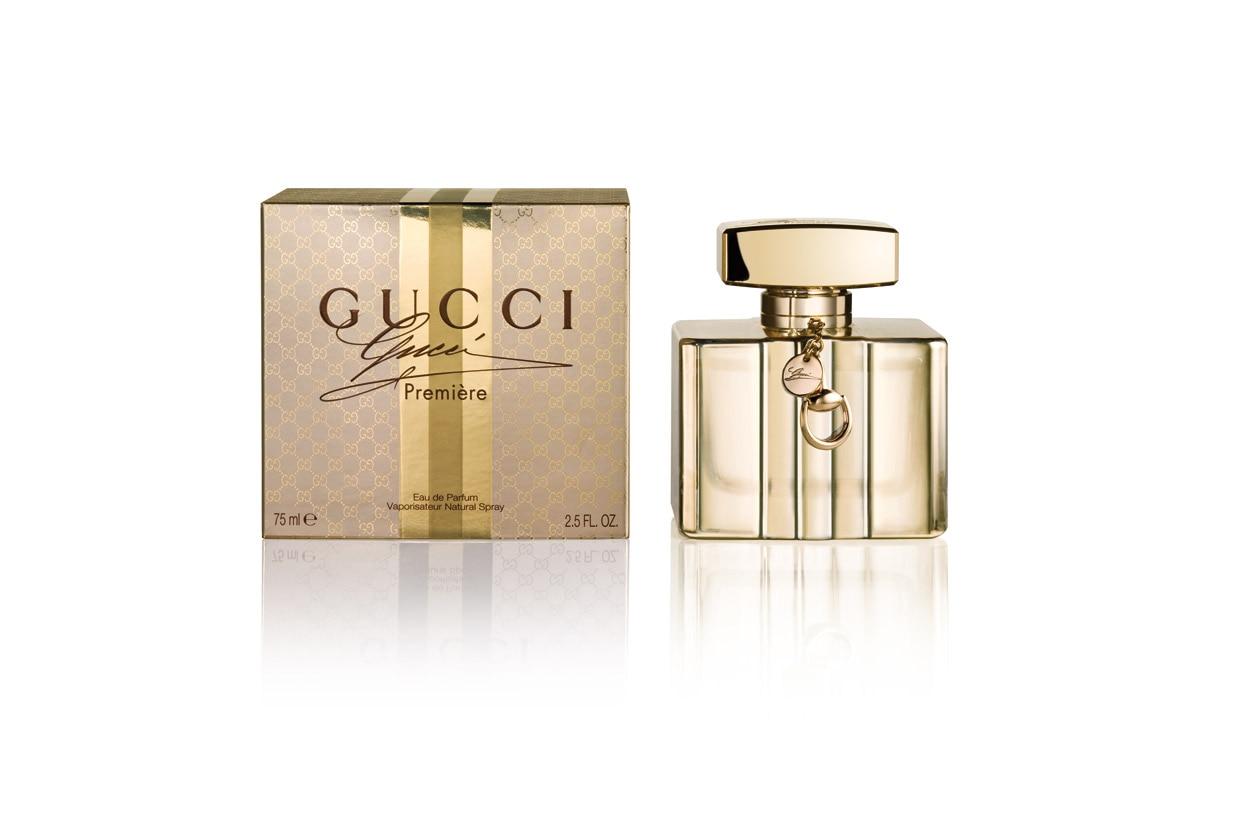 Gucci Première riproduce l'esclusività della notte degli Oscar grazie al suo flacone che ha la forma di un premio