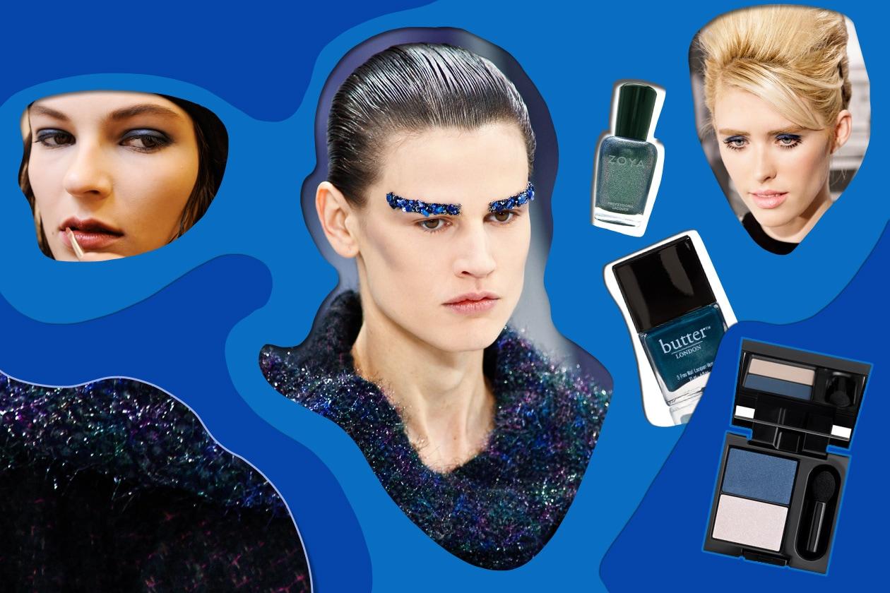 Make up: Olympian Blue, un tocco di energia alla palette autunnale