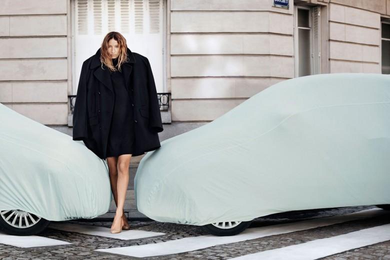 Maison Martin Margiela per H&M: i primi scatti della collaborazione