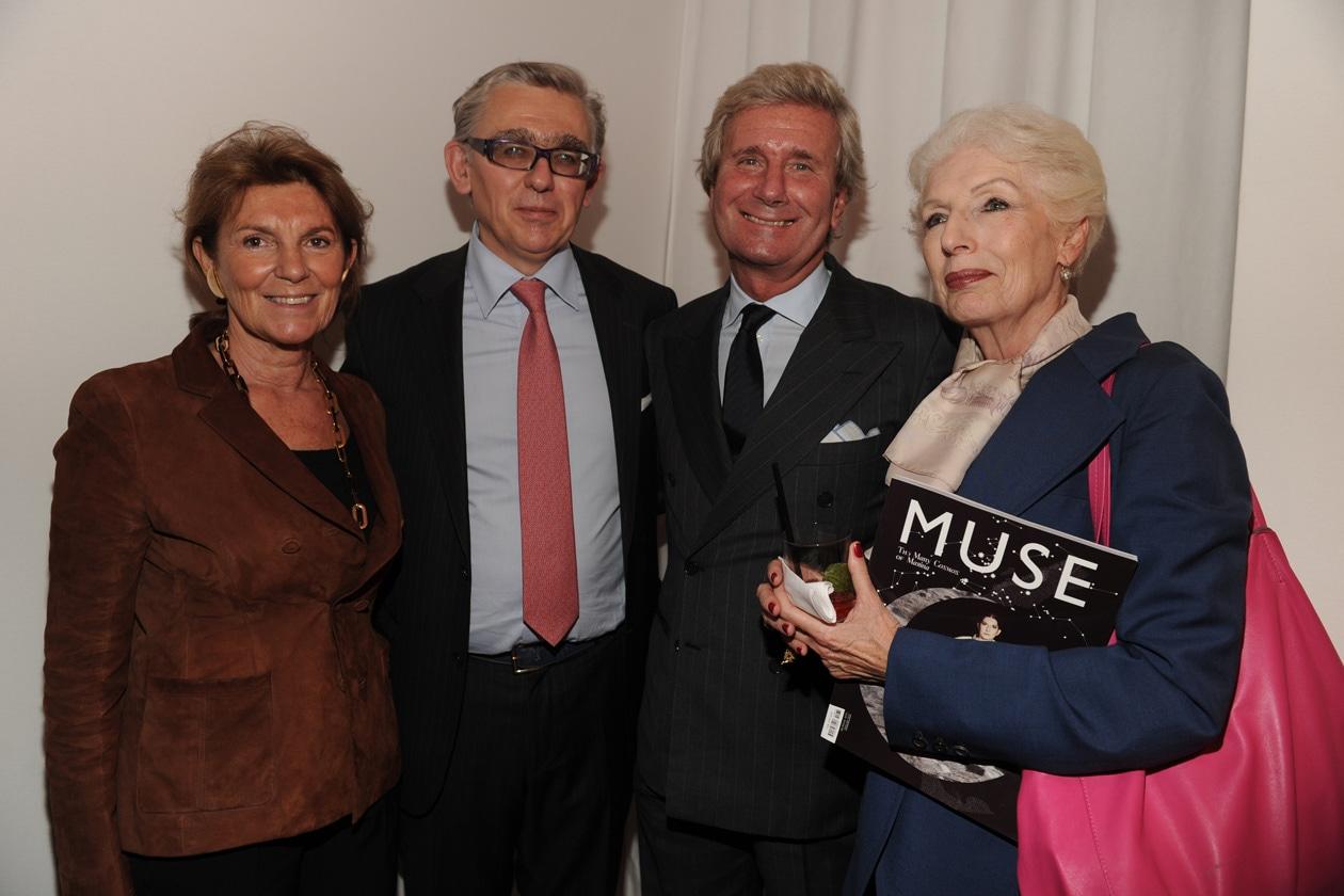 Maria Luti;MIchael Chevalier
