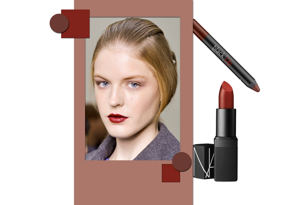 Nars Autunno 2012 Black Up