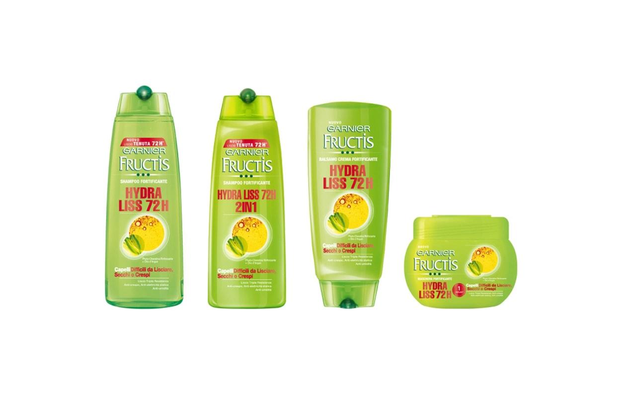 garnier fructis hydra liss 72h