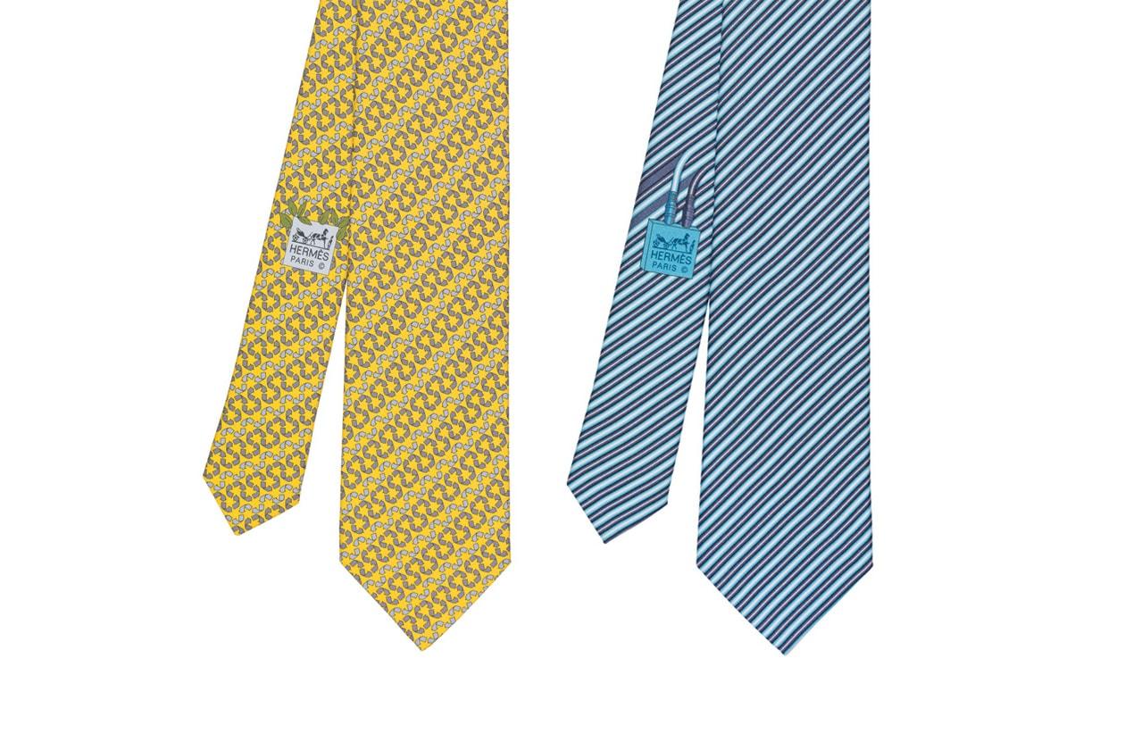 hermes cravatte