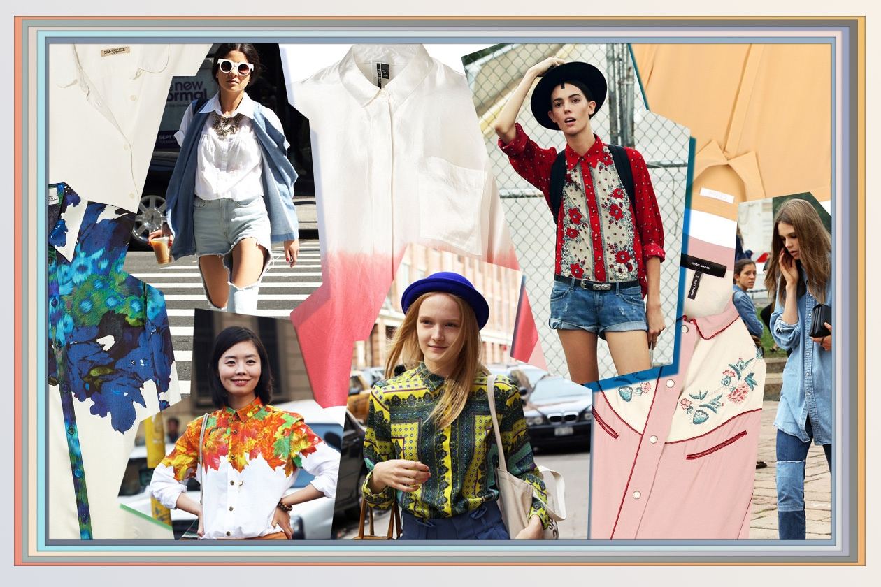 Camicie: tutti i trend on the street