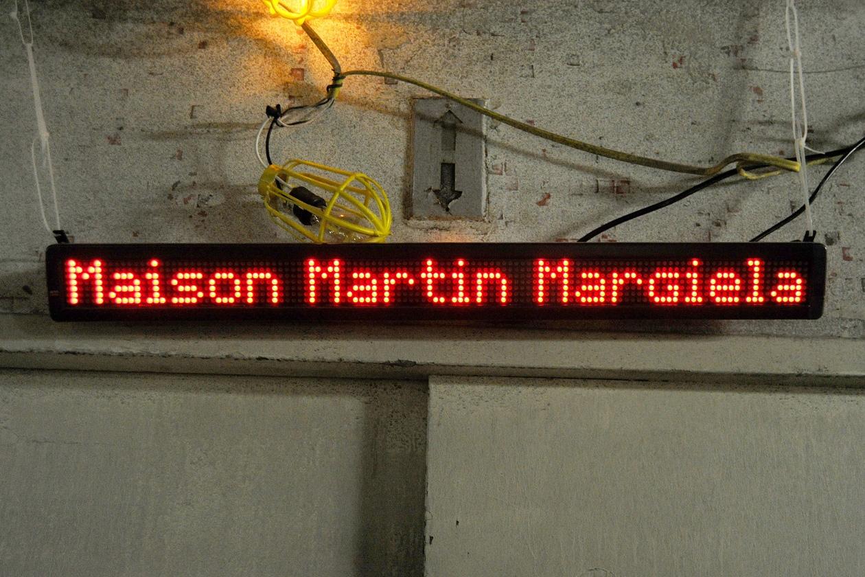 Martin Margiela per H&M: l'evento-performance a New York