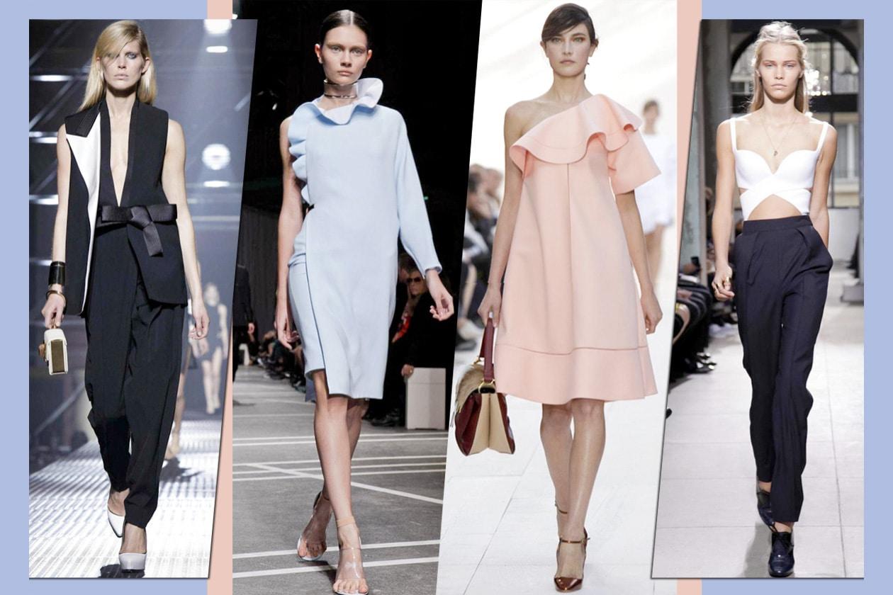 Paris Fashion Week: le tendenze della primavera-estate 2013