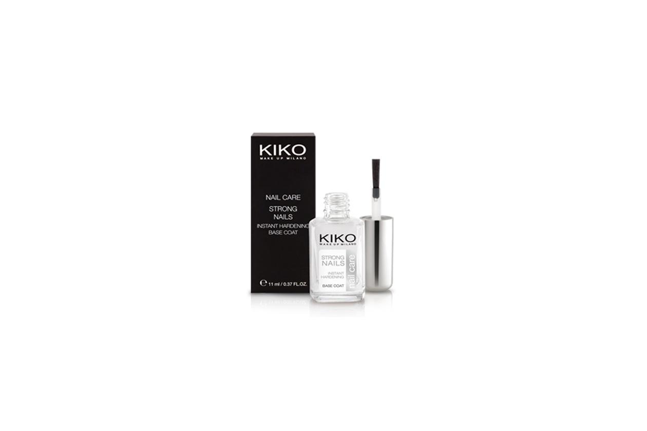 kiko strong nails