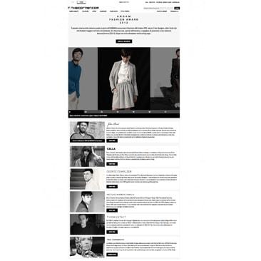 thecorner.com: la vetrina degli Andam Fashion Awards