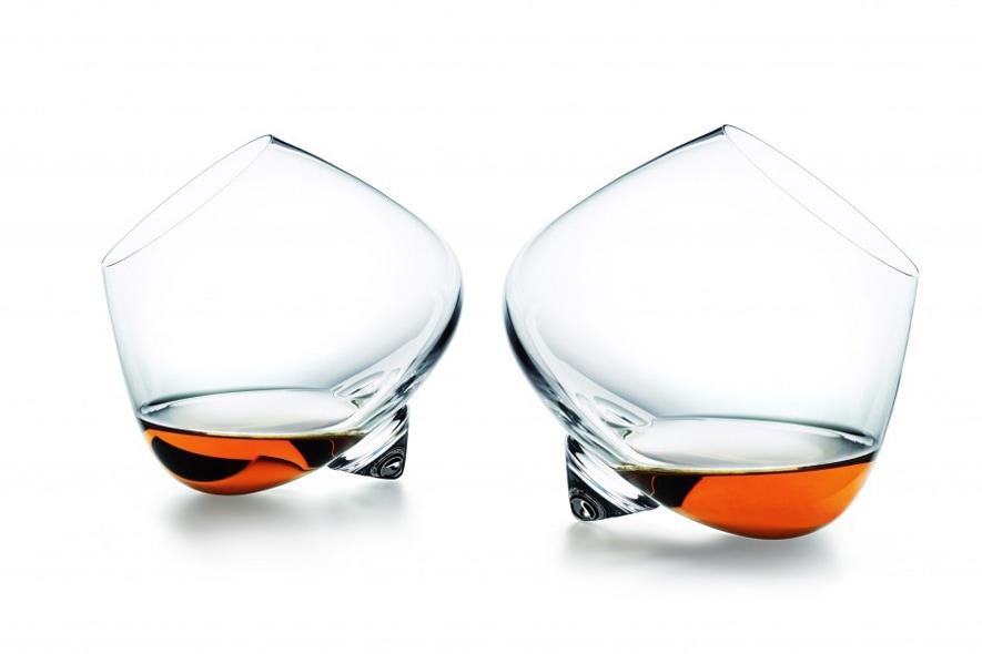 10 Liqueur glass di Rikke Hagen per Normann Copenaghen