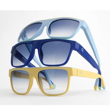 Gli occhiali da sole di Etnia Barcelona