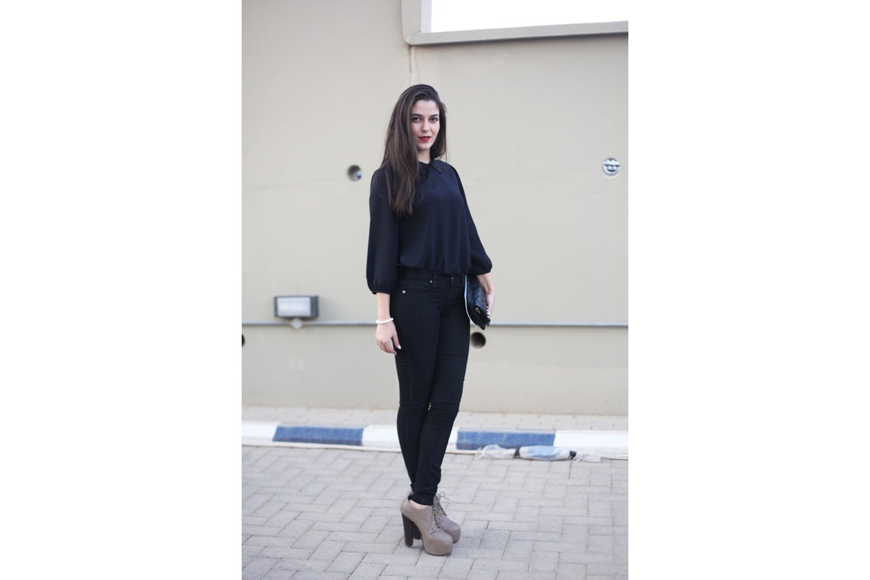 9.Amman Fashion Week Nov 7th 11th 2012, Jordan streetstyle