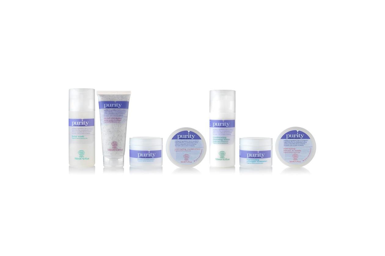 Al 98% naturale, l'Anti-aging serum di Purity Skincare è ideale per le pelli sensibili