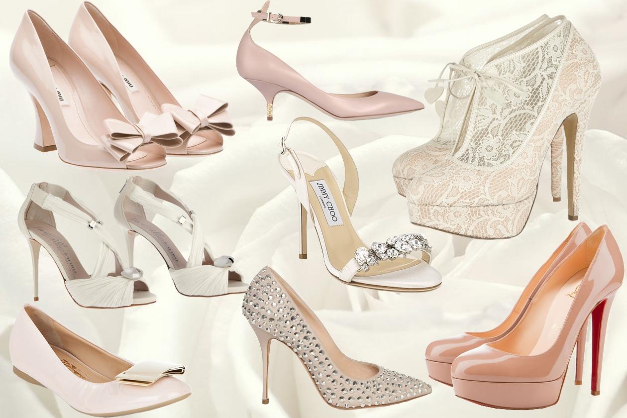 COVER scarpe sposa