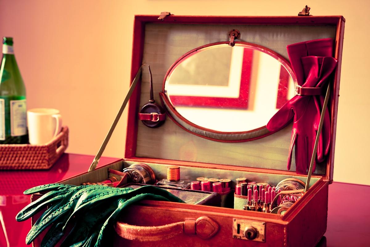Camilla cofanetto specchio