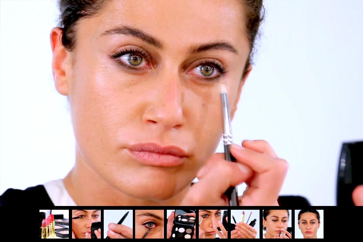Chanel Les Essentiels: make up bon ton