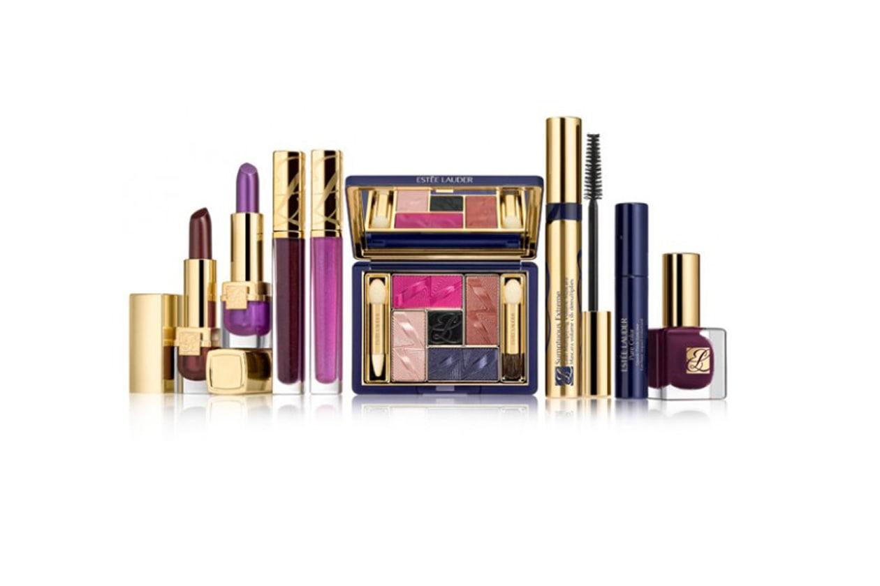 ESTEE LAUDER Violet Underground Products Fall 2012 580×319