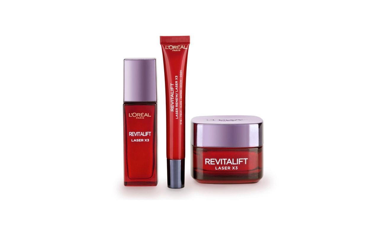 Effetto filler per il siero Revitalift Laser X3 di L'Oréal Paris