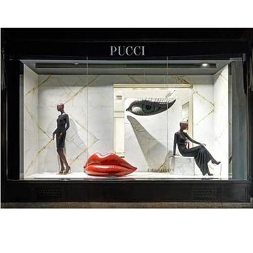 Emilio Pucci: opening e restyling del brand