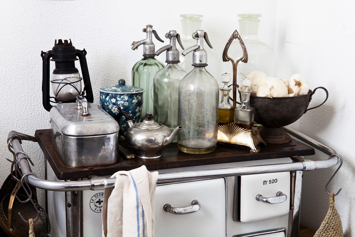 Enrico Picasso cucina