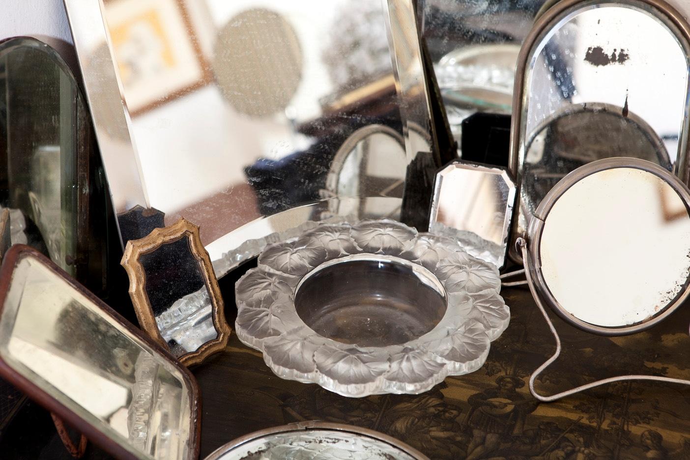 Enrico picasso specchi