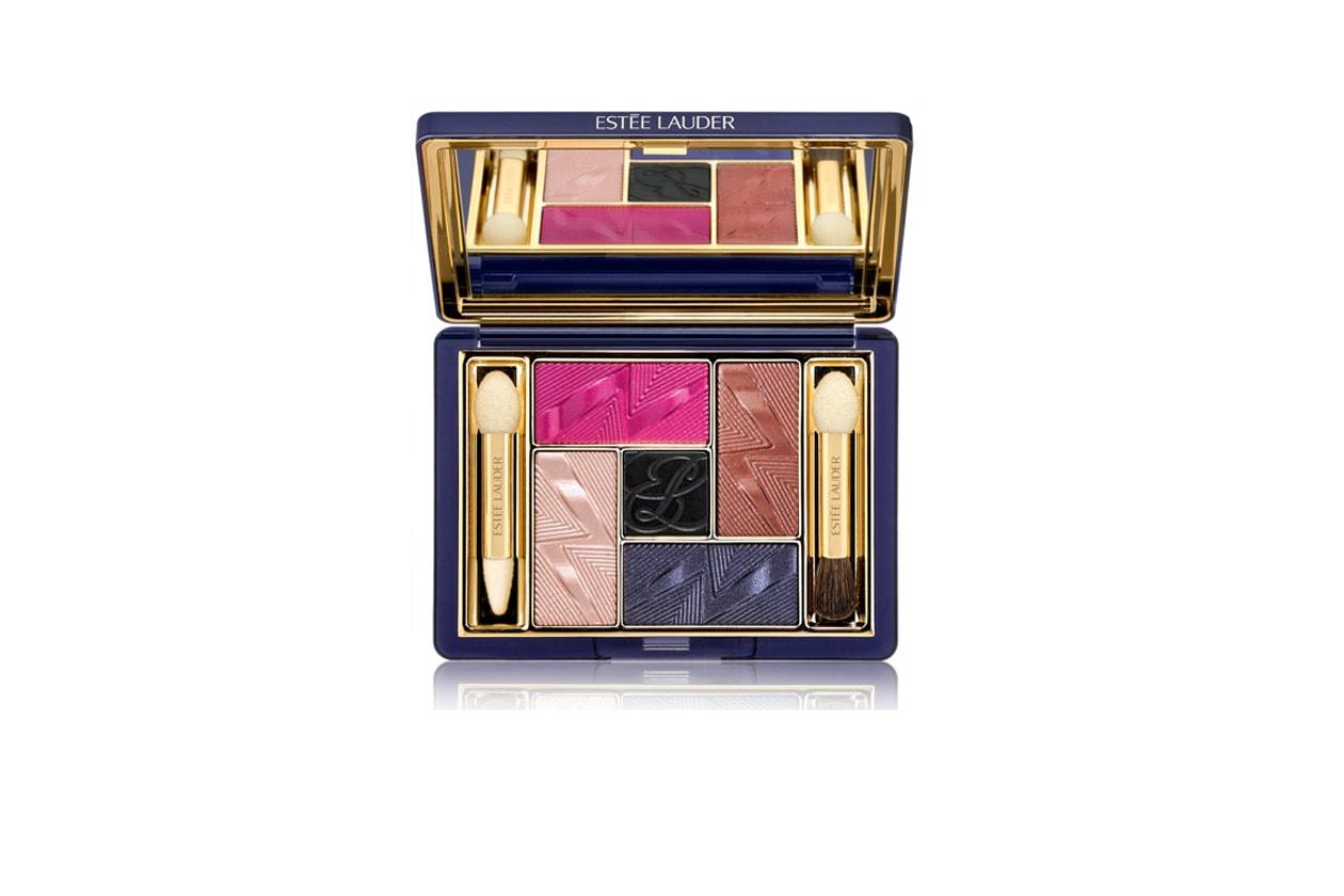 Estee Lauder Fall 2012 Pure Color Eyeshadow Palette Violet Underground