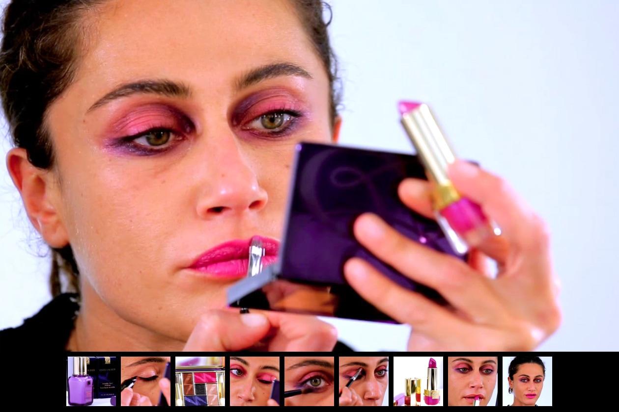 Estée Lauder: Violet Underground e Vivid Shine collezioni che celebrano i colori