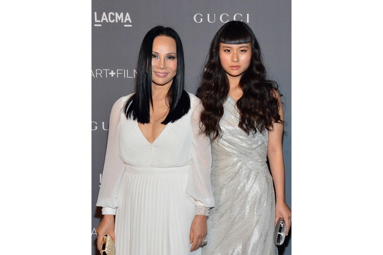 Eva e Asia Chow
