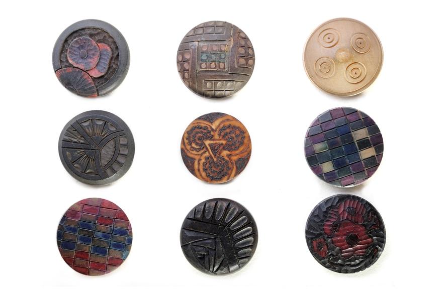 Franco Jacassi: dai quadri ai bottoni