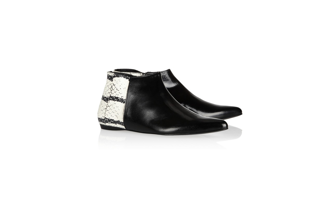 Flat Shoes Stivalino pierre hardy
