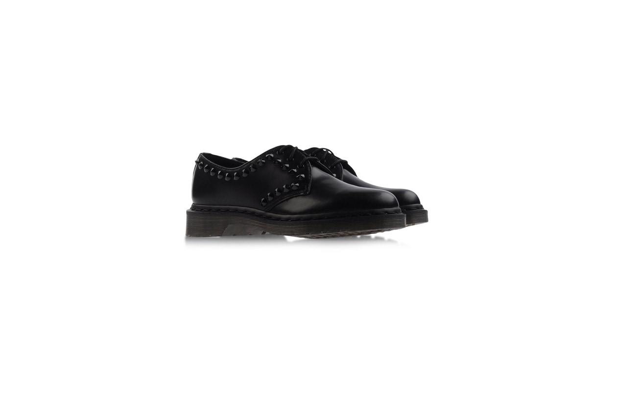Flat Shoes Stringate doc martens ss