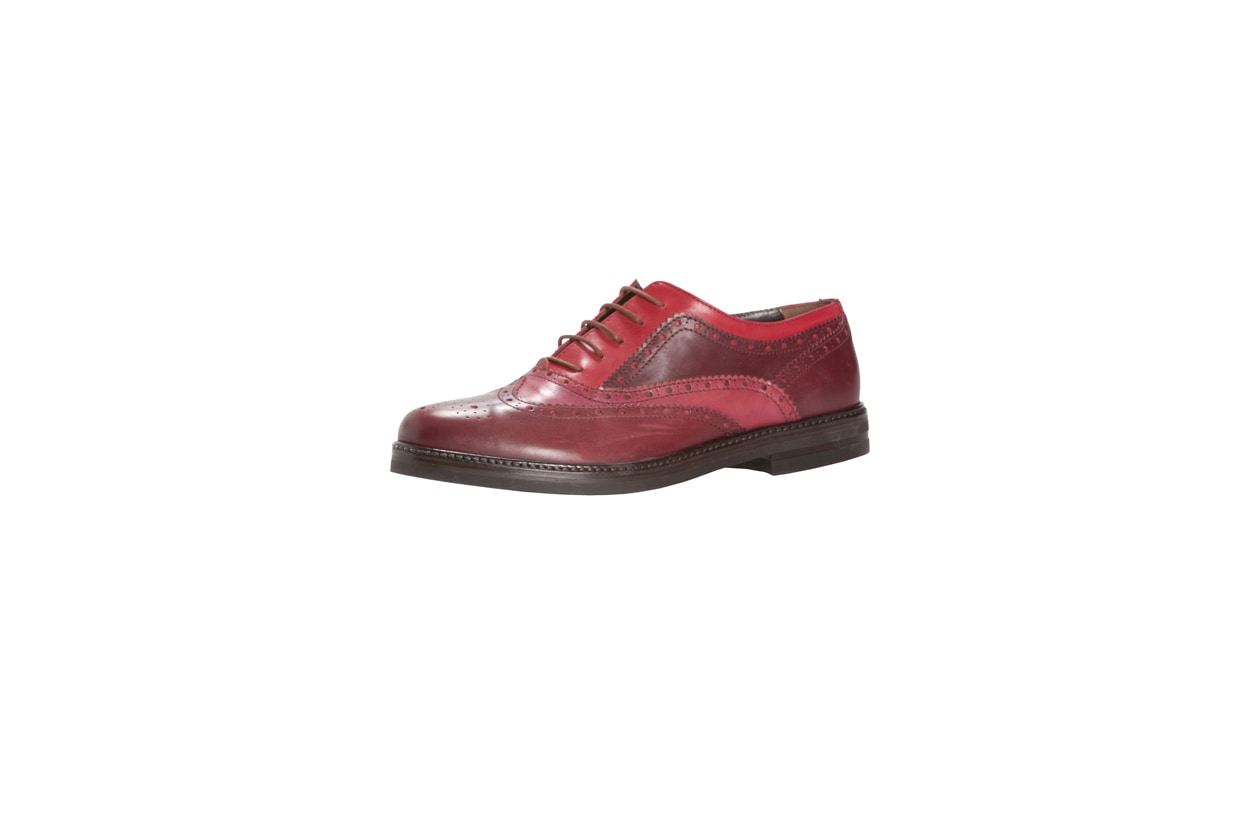 Flat Shoes Stringate max&co