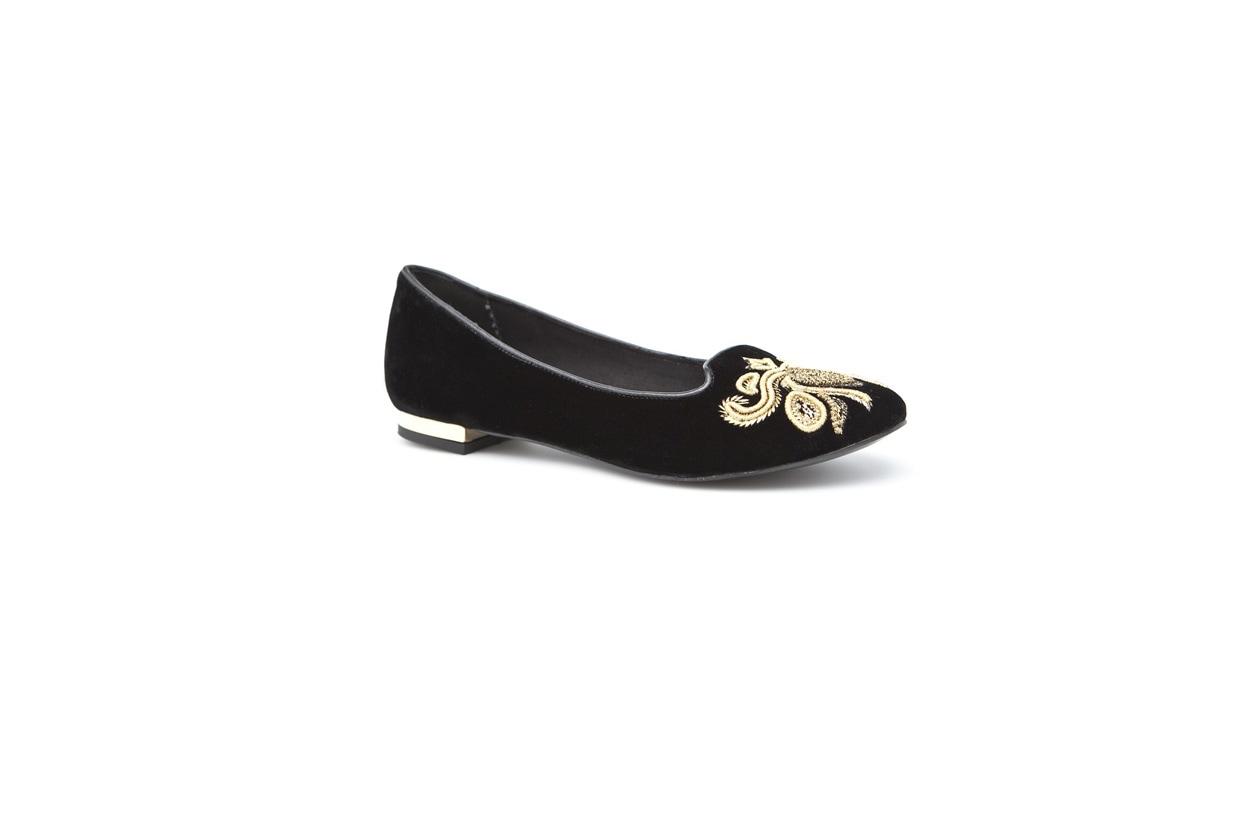 Flat Shoes slippers mango
