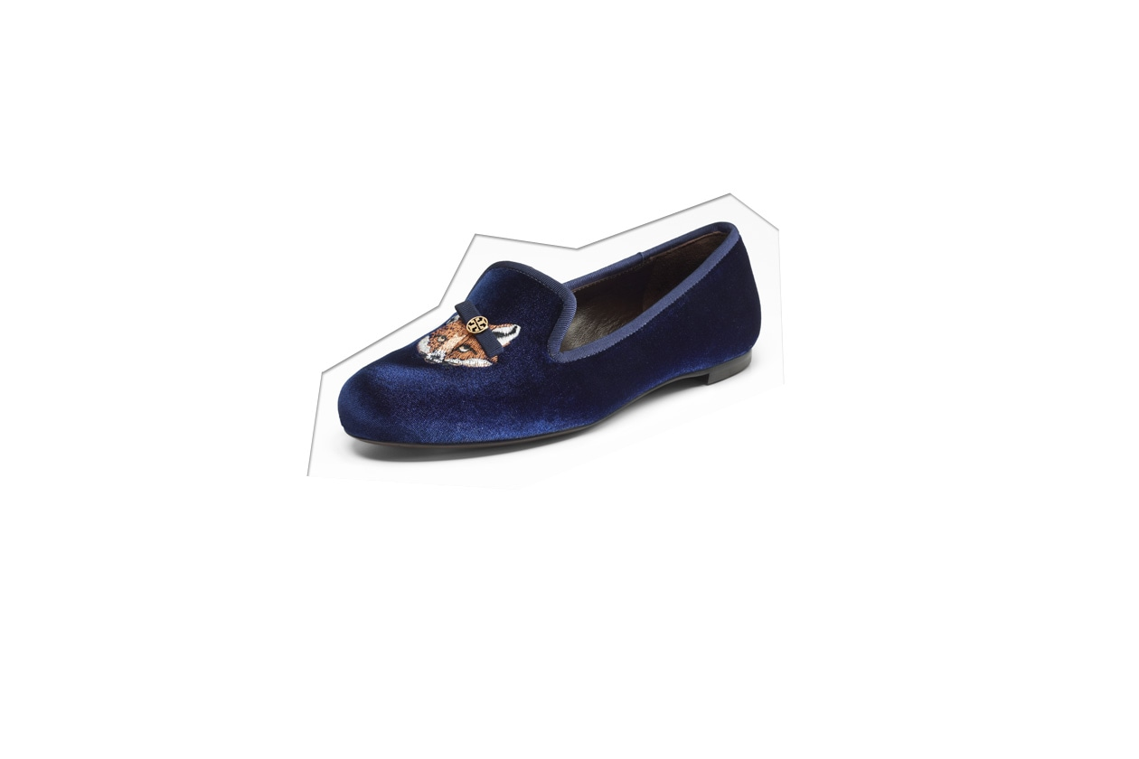 Flat Shoes slippers tory