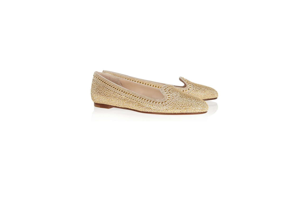 Flat Shoes slippers valentino