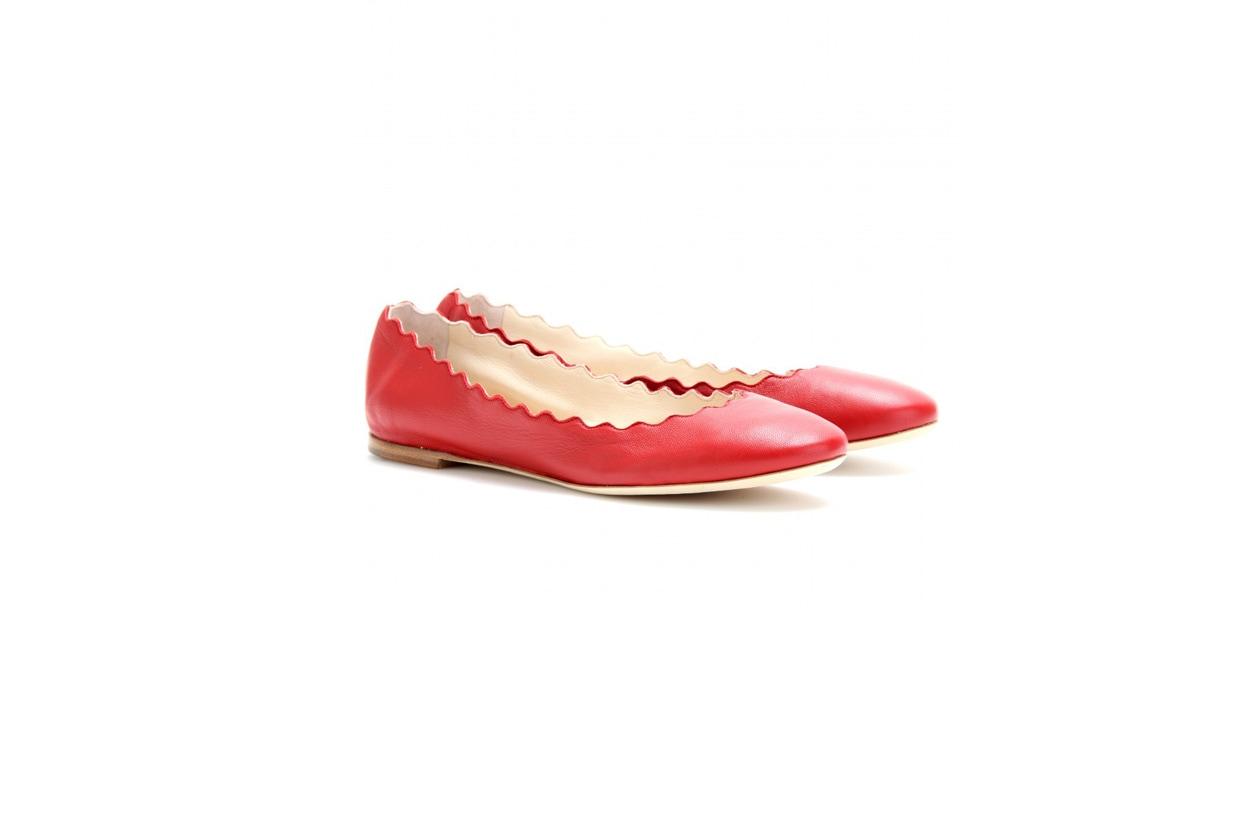 Flat shoes chloe