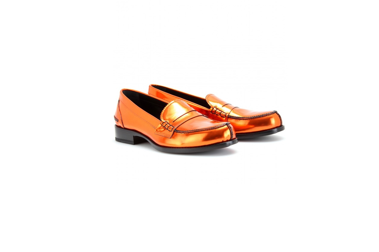 Flat shoes mocassino jilsander mt