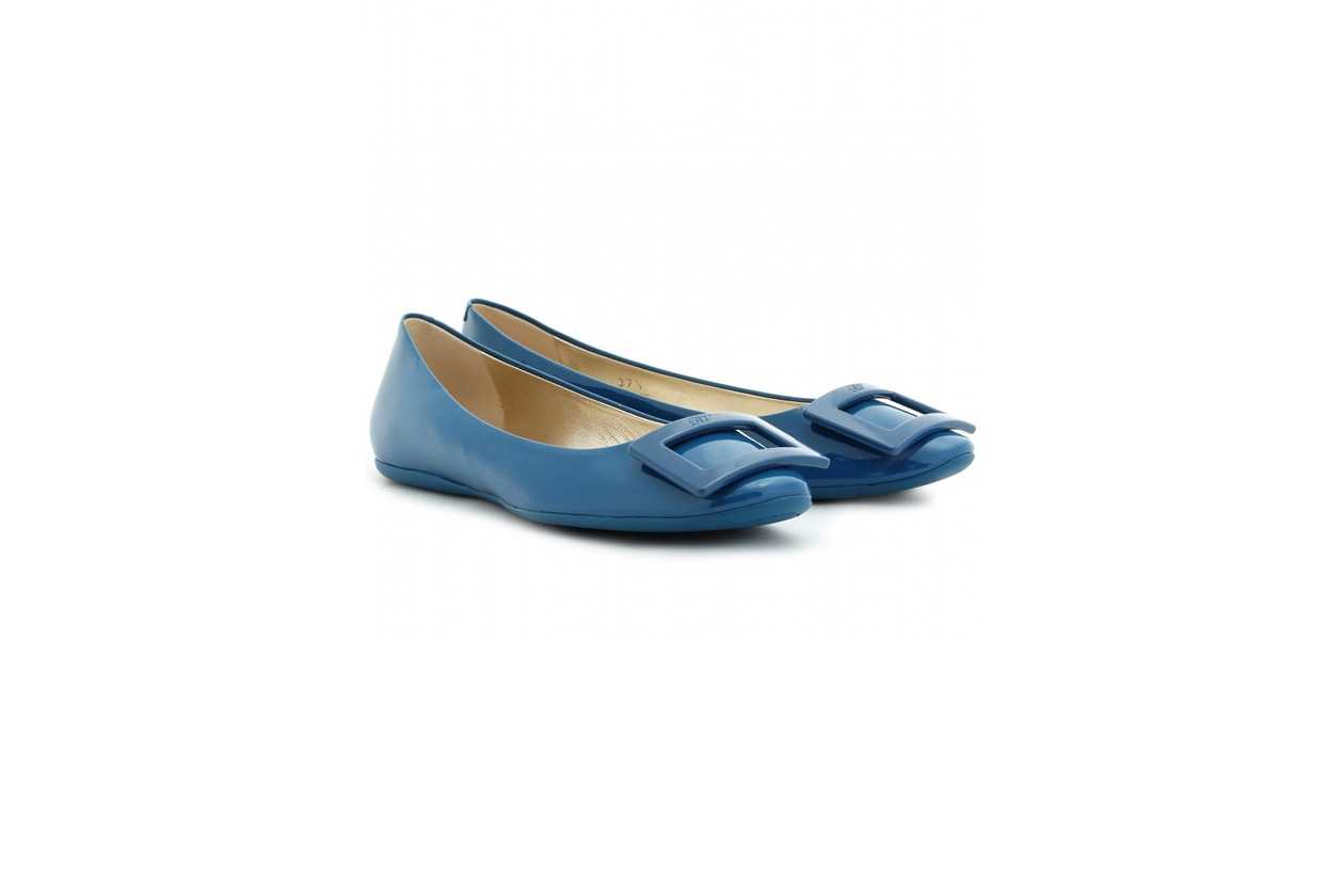 Flat shoes roger vivier mt