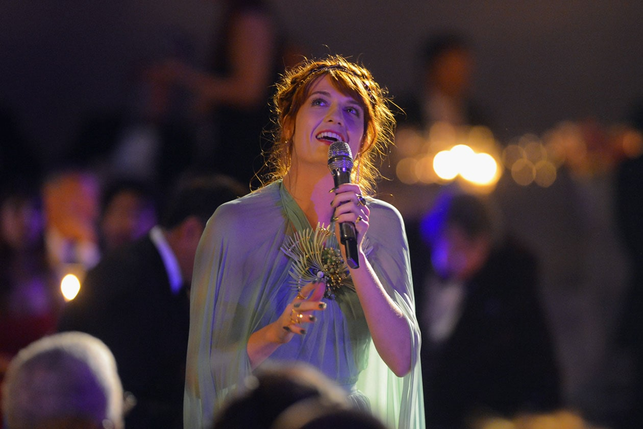Florence Welch Performance
