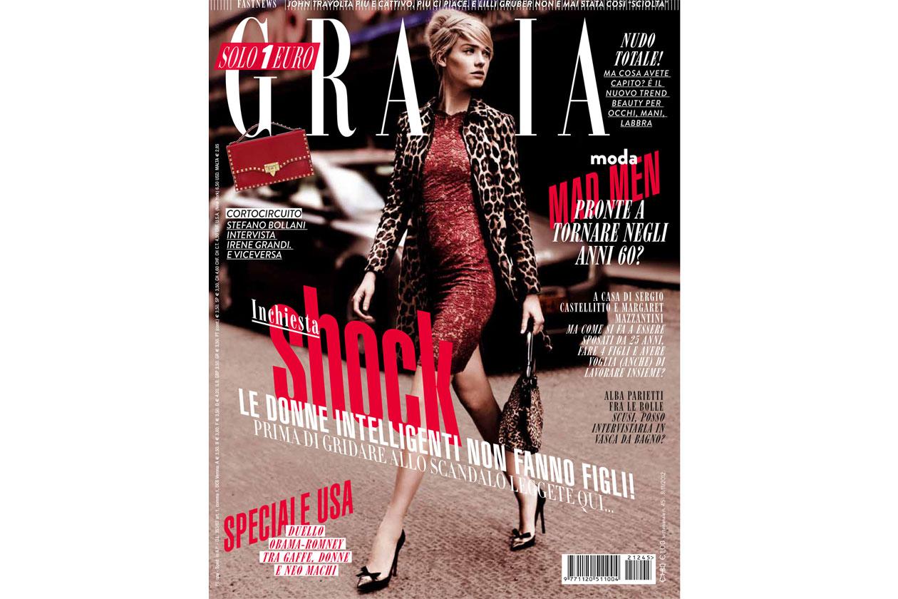 Grazia 45 2012