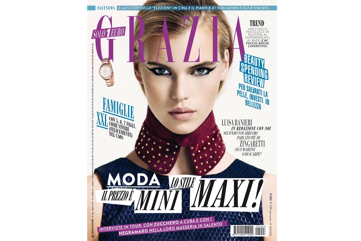 Grazia 47 2012