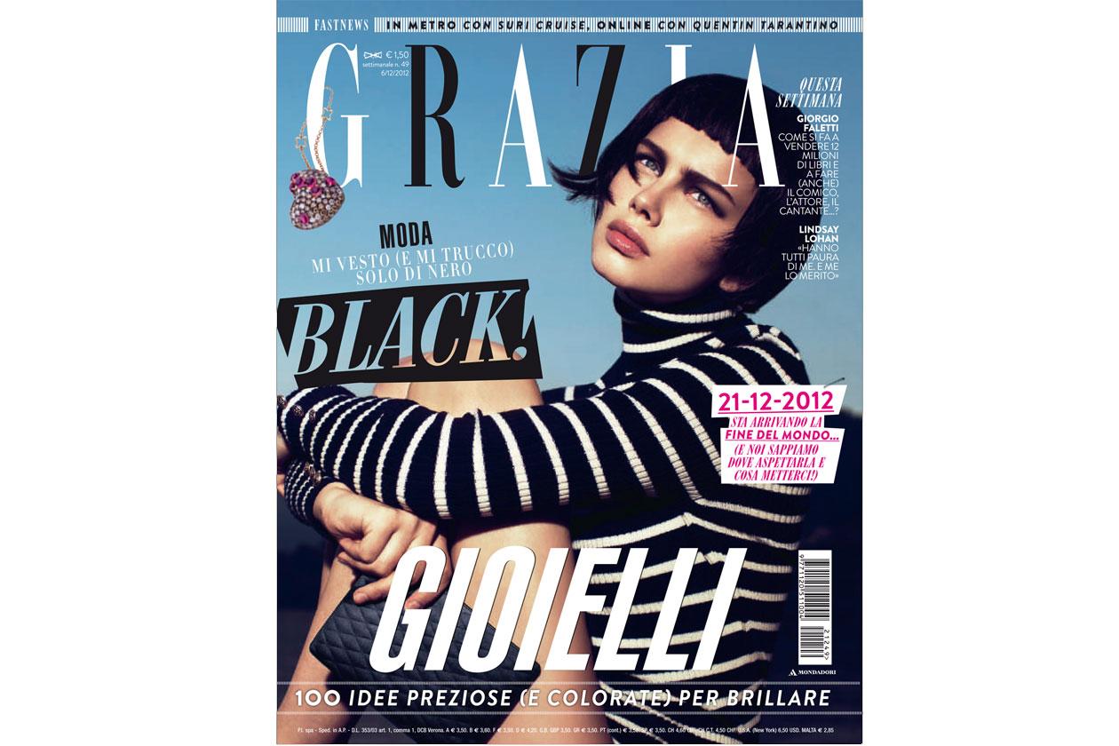 Grazia 49 2012