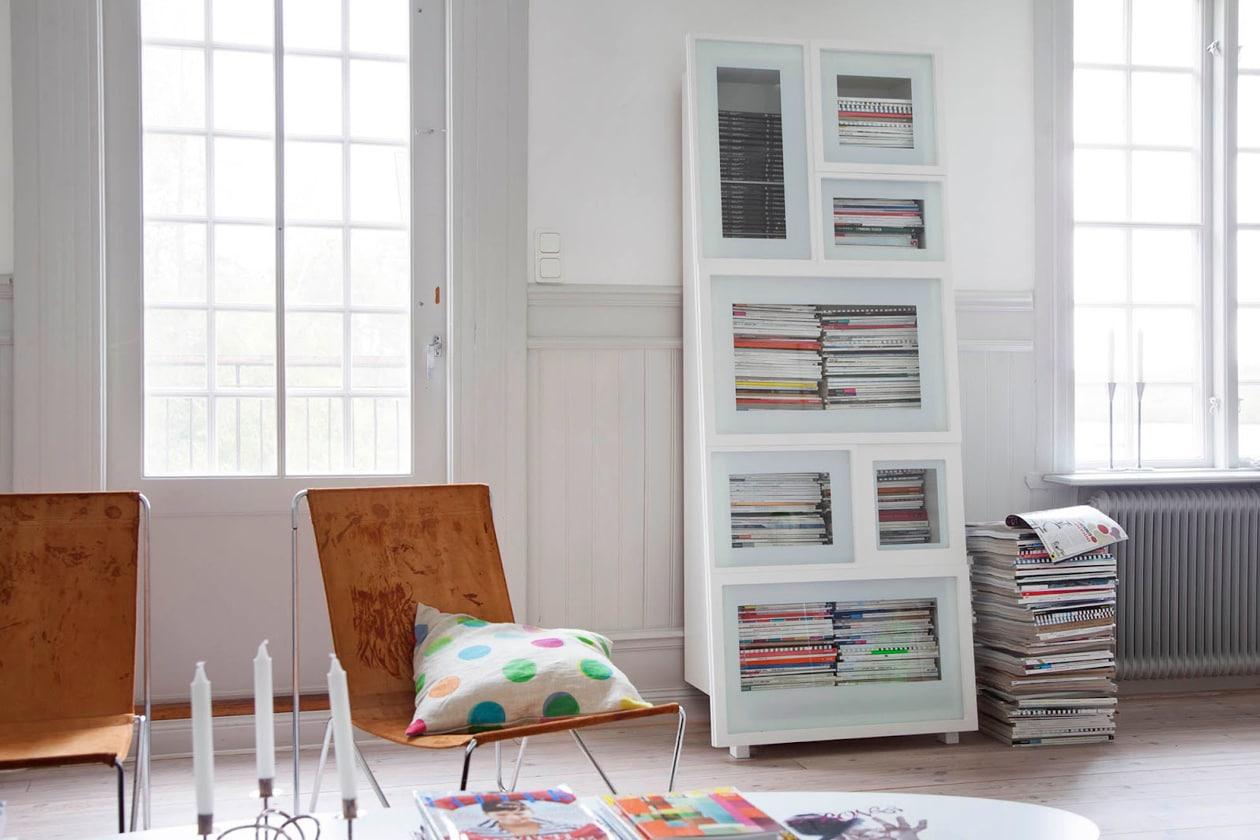 Credenza Con Vetrina Ikea : Vetrina bianca ikea credenza cucina a anni