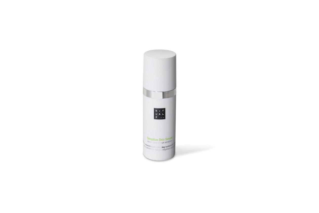 Il siero Sensitive di Rituals protegge la pelle dall' iperpigmentazione