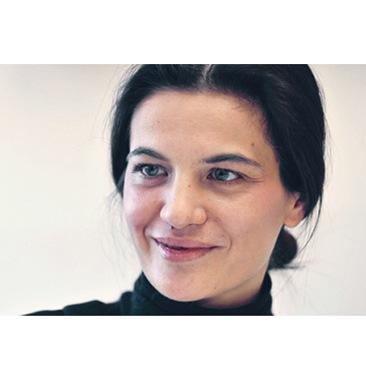 Ivana Omazic al timone di Margiela