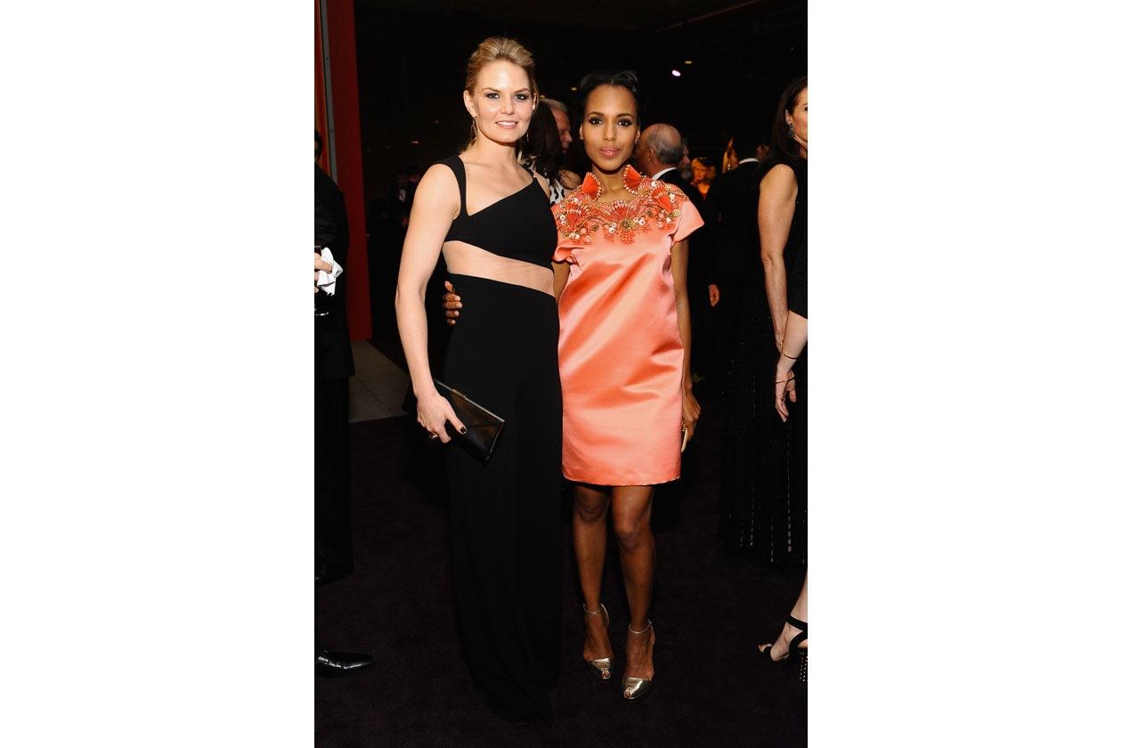 Jennifer Morrison & Kerry Washington