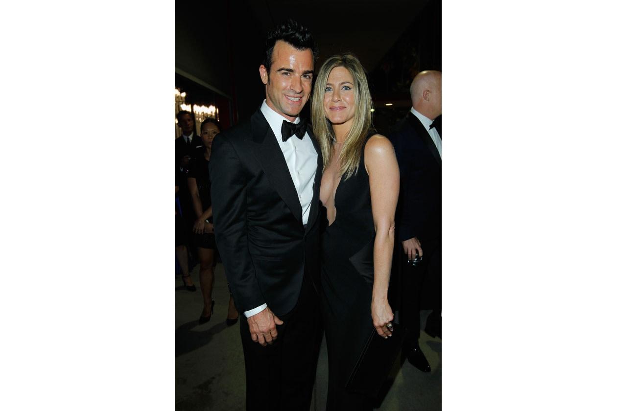 Justin Theroux & Jennifer Aniston
